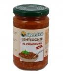 Lenticchie al Pomodoro Biologico