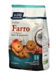 Frollini di Farro con Cocco e Semi di Papavero Bio