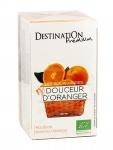 Tè Rooibos all'Arancio - Douceur d'Oranger