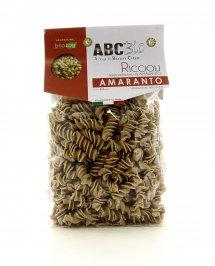 Specialità Pasta Bio - Riccioli di Amaranto