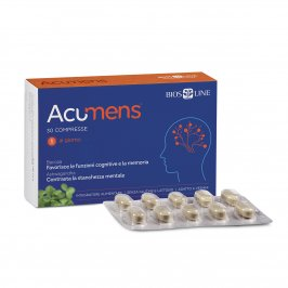 Acumens - Integratore per Memoria e Funzioni Cognitive