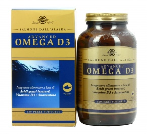 Advanced Omega D3