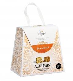 Torroncini Limone e Arancia Bio - Agrumini