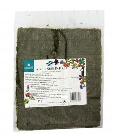 Alghe Nori Disidratate in Fogli