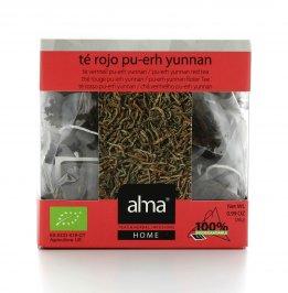 Té Rosso Yunnan Pu-Erh Bio