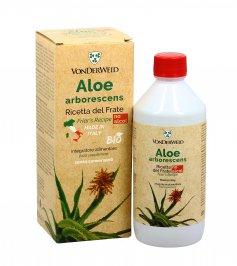 Aloe Arborescens (Senza Alcool) - Ricetta del Frate
