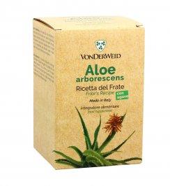 Aloe Arborescens con Agave - Ricetta del Frate 830 gr.