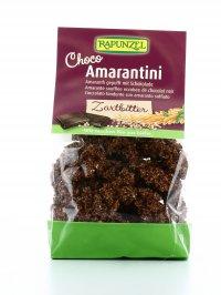 Cioccolato Fondente con Amaranto Soffiato