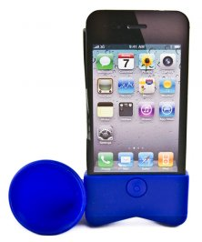 Amplificatore per iPhone - Blu