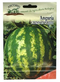 B501-25 Semi di Anguria Crimson Sweet  - 25 Gr