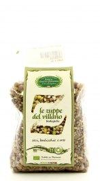 Zuppa del Villano - Ceci Lenticchie e Orzo