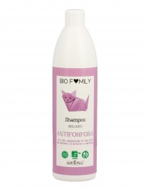 Shampoo Biologico Antiforfora
