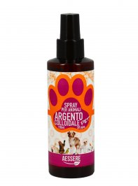 Argento Colloidale Pet Spray 50 PPM - Per Animali