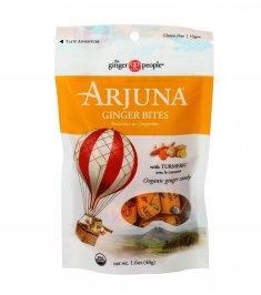 Caramelle Bio con Zenzero e Curcuma - Arjuna Ginger Bites