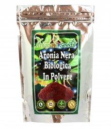 Aronia Nera in Polvere Biologica