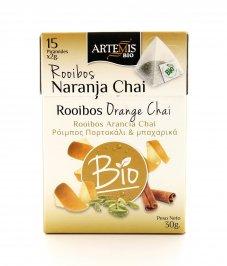 Té Rooibos Orange Chai Bio