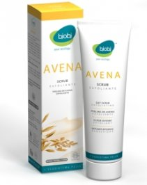 Scrub Esfoliante all'Avena
