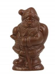 Babbo Natale di Cioccolato Fondente