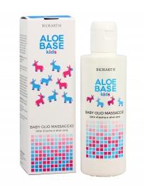Baby Olio Massaggio - Aloe Base Kids