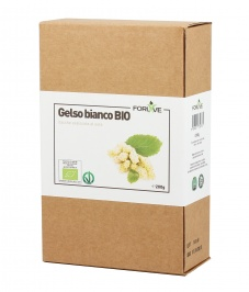 Bacche di Gelso Bianco - 200 Gr.