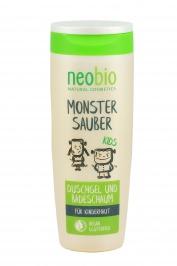 Bagno Doccia Gel Bimbi - Monster Sauber