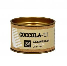 "Balsamo Solido ""Coccola-Ti"" Districante e Nutriente"
