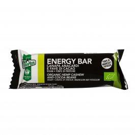 Barretta Energetica Canapa, Anacardi e Fave di Cacao - Bio Champion
