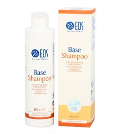 Base Shampoo Senza Profumi per Lavaggi Frequenti