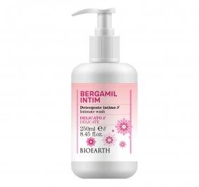 Detergente Intimo Delicato (pH 4-5) - Bergamil Intim