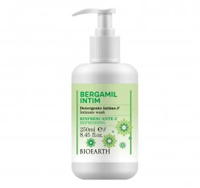 Detergente Intimo Rinfrescante (pH 4-5) - Bergamil Intim