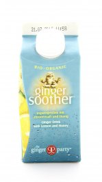 Ginger Soother - Bevanda Zenzero, Limone e Miele