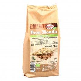 BEVANDA DI ORZO MACINATO PER MOKA Naturalmente senza caffeina. Da agricoltura biologica di Caffè Salomoni
