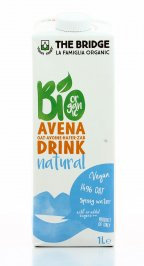 Bevanda Vegetale a base di Avena - Bio Avena Drink Natural