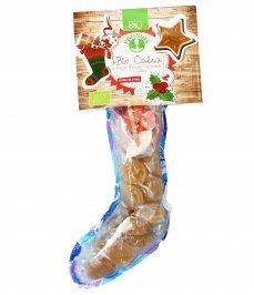 Bio Calza di Natale con Lecca Lecca, Caramelle e Gelèes