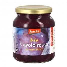 Cavolo Rosso Bio in Agrodolce