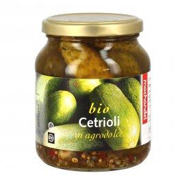 Cetrioli Bio in Agrodolce