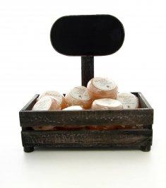 Espositore Pietra Massaggio Himalaya