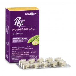 Mangiakal con Glicontrol - Ultra Pep