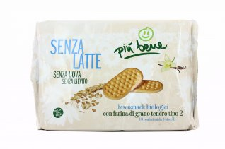 Biscotti Bio di Grano Tenero Tipo 2 - Biscosnack