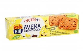 Biscotti Avena Integrale, Limone e Chi