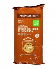 Biscotti Discolo con Gocce di Cioccolato