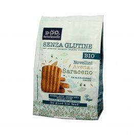Biscotti Novellini Avena e Saraceno - Senza Glutine