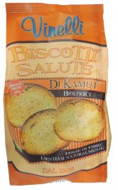 Biscotti Salute KAMUT® - grano khorasan