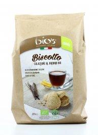 Biscotti al Baobab e Grano Bio