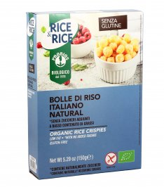 Rice & Rice - Bolle di Riso Natural