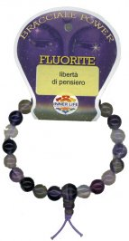 Bracciale Power Fluorite
