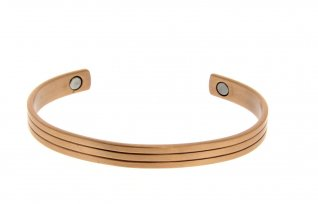 Bracciale in Rame con Magneti - Simple