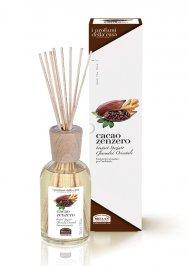 Cacao Zenzero - Bastoncini Aromatici per l'Ambiente 100 ml
