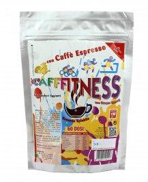 CAFFITNESS AI 5 GINSENG Caffè solubile privo di zuccheri e di glutine di Mercurio Erbe