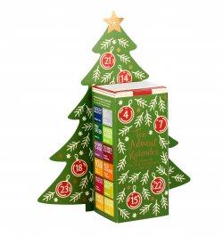 Calendario dell'Avvento con Tè Assortiti - Quick-T Selection